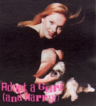 Adopt a Geri of your own!